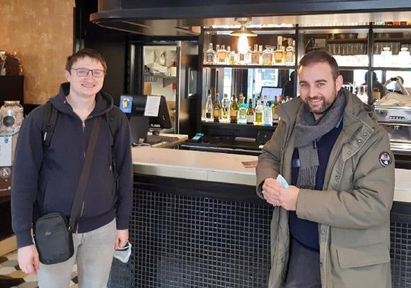 Elio CARBONARO, Bouygues Bâtiment Sud-Est et Enzo